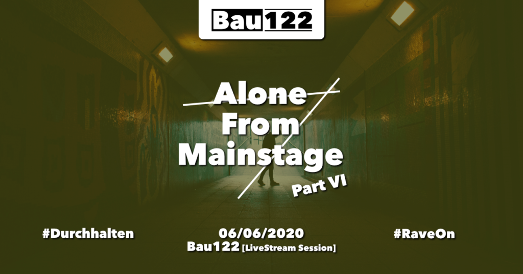 Sa, 06.06.2020 Bau122 LiveStream Session Part VI